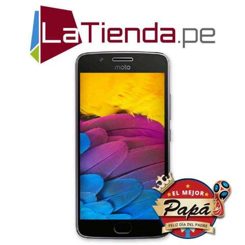 Moto G5 Full HD| LaTienda.pe