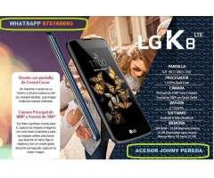 EQUIPAZO LG K8 A SOLO 49s PLAN DE 69s PORTATE YA A CLARO CON ESTA SUPER PROMO POTSPAGO