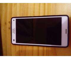 Sony Xperia Z3 Compact 4g lte color blanco liberado cualquier operador USADO