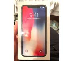 externo iphone x 256gb