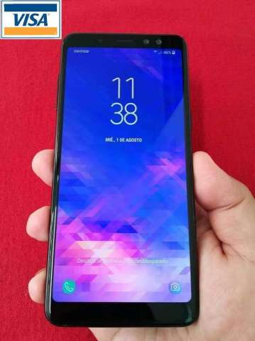 Samsung A8 2018 Libre 9.5 de 10