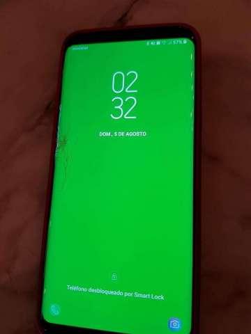 Vendo S8 Plus 64gb Detalle