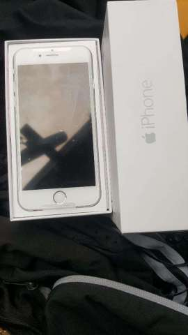 iPhone 6 Silver 64 Gigas