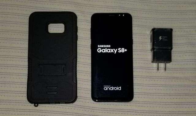 SAMSUNG GALAXY S8 PLUS LIBRE IMEI ORIGINAL TODO OK