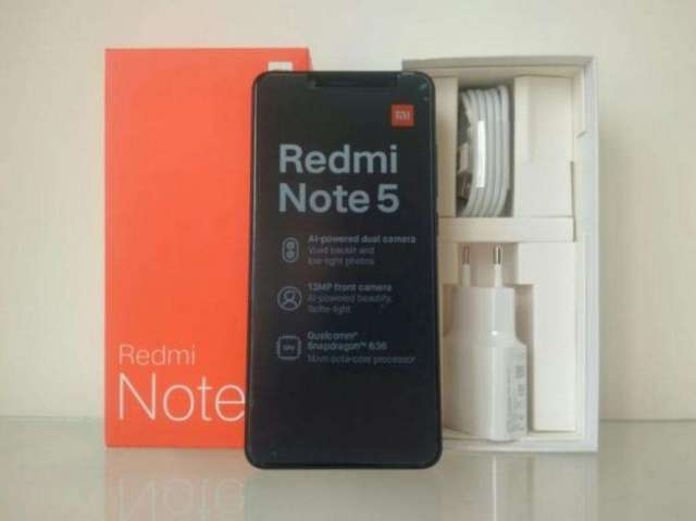 Xiaomi Redmi Note 5 Nuevo
