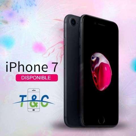 IPHONE 7 DE 32GB NUEVO SELLADO CONTAMOS CON TIENDA!!