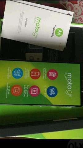 Moto G6 Play Nuevo 630