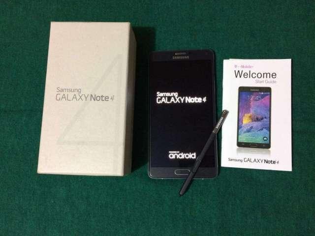 Samsung Galaxy Note 4 Versión Sm-N910U
