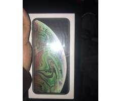 iPhone Xs Max 64 Gb Libre Nuevo Sellado