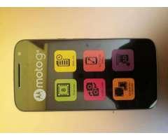 Motorola Moto G4 16gb 2gb Ram 4g Lte Nuevo