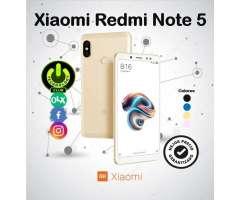 Xiaomi Redmi Note 5 de 64 Gb y 32 Gb   Tienda física centro de Trujillo   Celu...