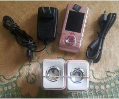 Sony Ericsson W580i Operador Claro