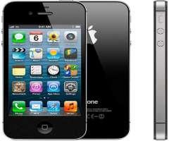 iPhone 4S 16Gb Libre de Operador Y Iclou