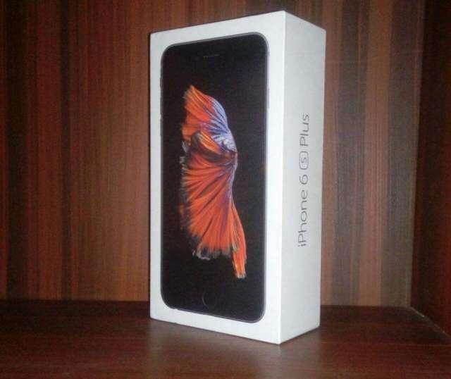 SELLADO IPHONE 6s PLUS 4G LTE LIBRE DE FABRICA