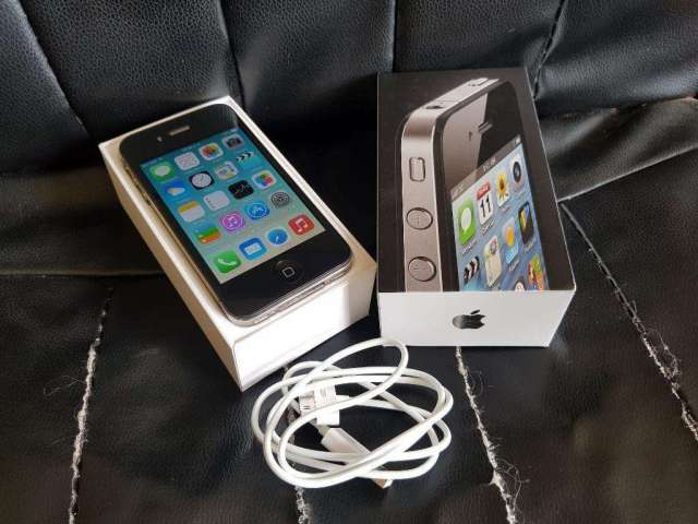 Remato iPhone 4 8gb Libre de Todo