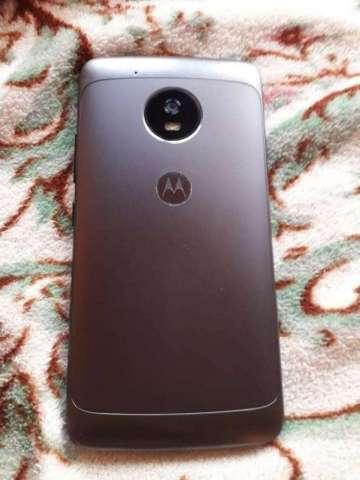 Vendo Motorola G5 de 32 Gb