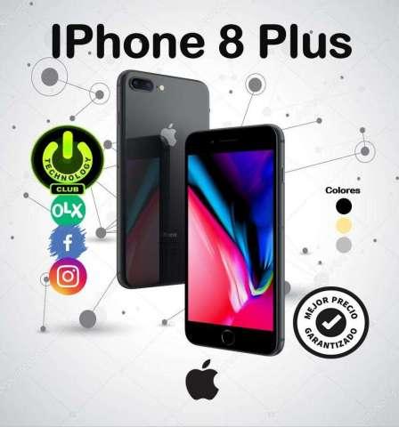 Iphone 8 Plus A11 Seis Nucleos 64 GB | Tienda física centro de Trujillo | Celu...