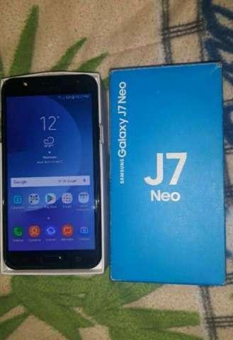 J7 Neo Semi Nuevo a 350 Imei Original