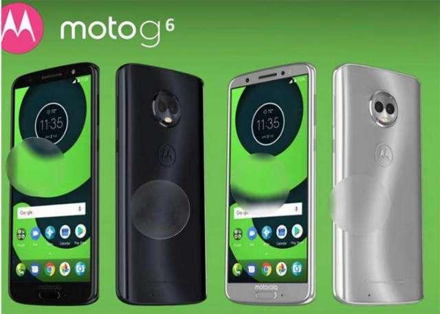 Tienda: Motorola Moto G6 Plus Dual Sim 4GB/64GB negro nuevo Caja