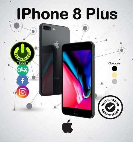 Iphone 8 Plus A11 Seis Nucleos 64 GB   Tienda física centro de Trujillo   Celu...