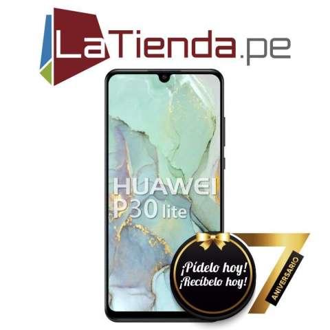 Huawei P30 Lite pantalla de 6.5 pulgadas con notch