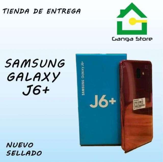 Samsung J6 Plus Libre de Fabrica Tienda