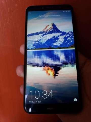 Huawei Y6 2018 4g con Detalle