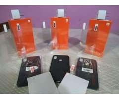 Vendo Combo Xiaomi Redmi Note 6 Pro