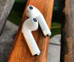 Audífonos Bluetooth Tipo Airpods Nuevo En Caja en OFERTA