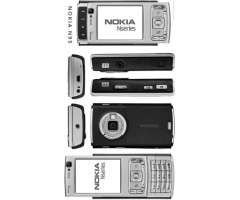 Nokia N95 Nseries Music Conocedores