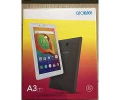 Tablet A3 Alcatel Nueva