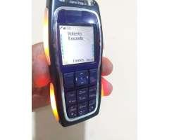 Nokia 3220 con Luces
