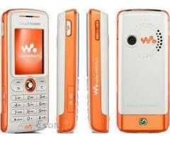 Sony Ericsson W200, En Perfecto Estado, de coleccion
