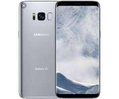 Vendo Galaxy S8 Colo Silver