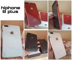 iPhone 8 Plus Libre Operador en Colores