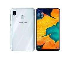 Samsung Galaxy A30 / 64 / 3 / Garantia 12 meses /  4 tiendas