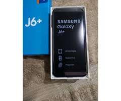 Samsung Galaxy J6 Plus Nuevo Y Libre