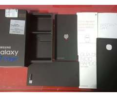 Caja Vacia Samsung Galaxy S7 Edge
