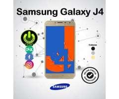 Samsung Galaxy J4 16 GB 2GB RAM  Tienda física centro de Trujillo  Celulares Trujillo Te...