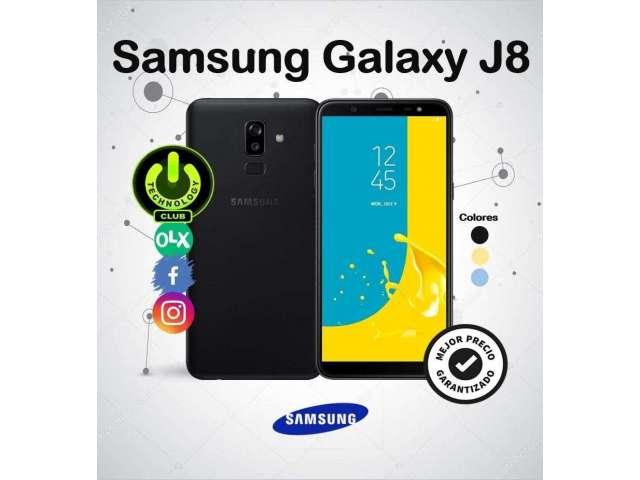 Samsung Galaxy J8 doble camara 16 Mpx libres  Tienda física centro de Trujillo  Celulare...