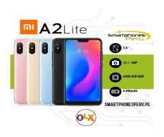 Celulares / Xiaomi Mi A2 Lite 64GB / Somos Smartphonesperu.pe