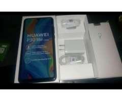 Vendo Huawei P30 Lite Negro en sin Uso