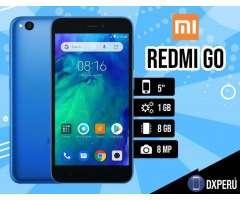Xiaomi Redmi Go / 8gb 1gb / Sellado / Nuevo / Colores / Tienda