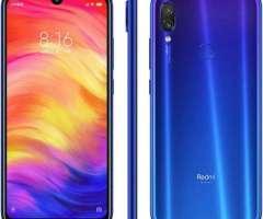 Vendo Xiaomi Redmi Note 7 64gb Azul