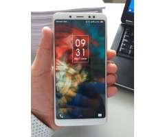 Vendo Teléfono Redmi Note 5 4gb64
