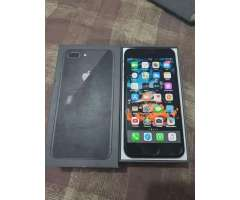 Vendo Mi iPhone 8 Plus de 64 Gb.