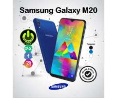 Samsung Galaxy M20 sellados 5000 Mha 32 Gb Rom  / Tienda física centro de Trujillo ...