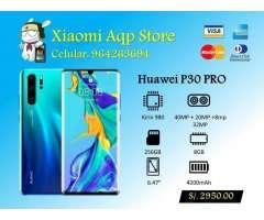 Huawei P30 Pro 256gb 8gb de Ram