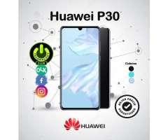 Huawei P30 128 Gb Memoria Interna tope de gama Tienda física centro de Trujillo  Celular...