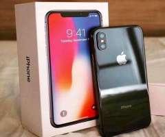 iPhone X 256 Gb Space Gray Libre Nuevo En Caja...!!